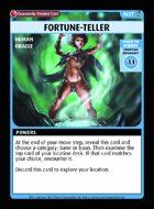 Fortune-teller - Custom Card