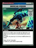 Invocar Eodon - Custom Card