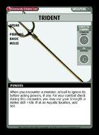 Trident - Custom Card
