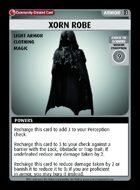 Xorn Robe - Custom Card