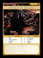 Damsels In Distress - Custom Card