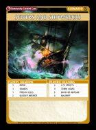 Sewers And Shipwrecks - Custom Card