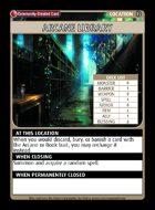 Arcane Library - Custom Card