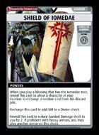 Shield Of Iomedae - Custom Card