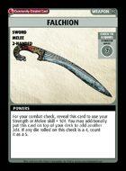 Falchion - Custom Card