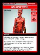 Benaioh Vessel - Custom Card