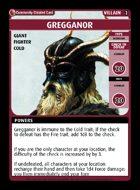 Gregganor - Custom Card