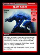 Frost Drake - Custom Card