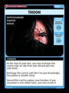 Thoon - Custom Card