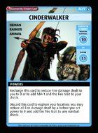 Cinderwalker - Custom Card
