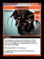 Pyropiscis - Custom Card
