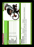 Buck Jones - Custom Card
