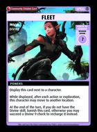 Fleet - Custom Card
