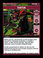 Tartuk - Custom Card