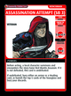 Assassination Attempt (sb 3) - Custom Card