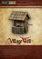 Village Well - Demo Set.