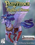 Ponyfinder - Flights of Honor, Pegasi of Everglow