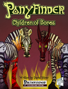 Ponyfinder - Children of Bones