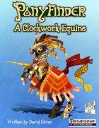 Ponyfinder - A Clockwork Equine