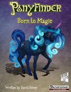 Ponyfinder - Born to Magic Herolab Extension