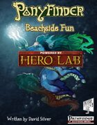Ponyfinder - Beachside Fun Herolab Extension