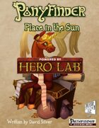 Ponyfinder - Place in the Sun Herolab Extension
