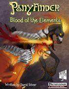 Ponyfinder - Blood of the Elements