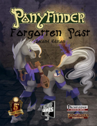 Ponyfinder - Forgotten Past