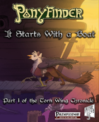 Ponyfinder - It Starts With a Boat