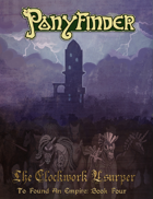 Ponyfinder - The Clockwork Usurper