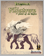 Ponyfinder - Viljatown - Jewel of the Empire