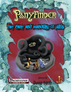 Ponyfinder - The Care and Handling of Rifts