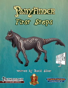Ponyfinder - First Steps