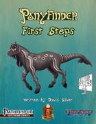 Ponyfinder - First Steps