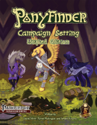 Ponyfinder Core Books [BUNDLE]