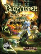 Ponyfinder - Second Edition Conversion Guide