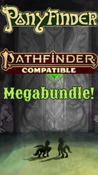 Ponyfinder 2nd Edition Megabundle [BUNDLE]