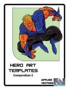 Hero Art Templates Compendium 2