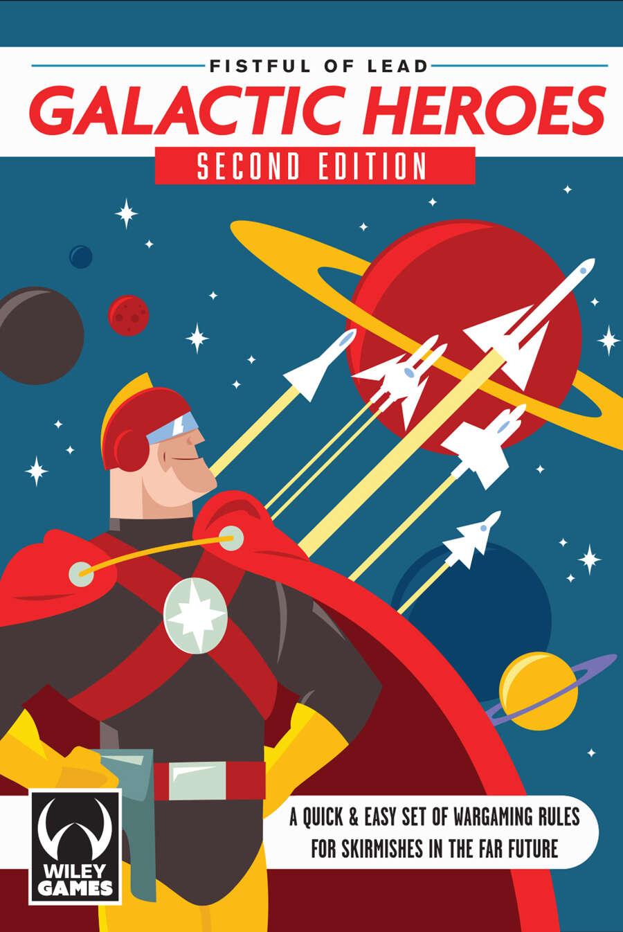 Fistful of Lead: Galactic Heroes