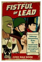Fistful of Lead: Core Rulebook