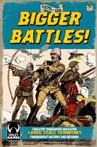 Fistful of Lead: Bigger Battles Rulebook