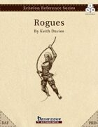 Echelon Reference Series: Rogues (PRD Only)