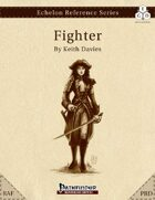 Echelon Reference Series: Fighters (PRD Only)