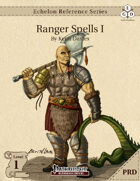 Echelon Reference Series: Ranger Spells I (PRD-Only)