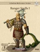 Echelon Reference Series: Ranger Spells I (PRD-Only)
