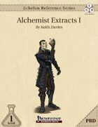 Echelon Reference Series: Alchemist Extracts I (PRD-Only)