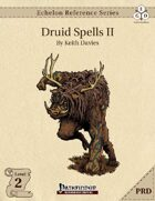 Echelon Reference Series: Druid Spells II (PRD-Only)