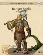 Echelon Reference Series: Ranger Spells Compiled (PRD-Only) [BUNDLE]