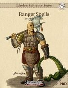 Echelon Reference Series: Ranger Spells Compiled (PRD-Only)