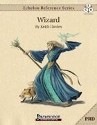 Echelon Reference Series: Wizards (PRD Only)